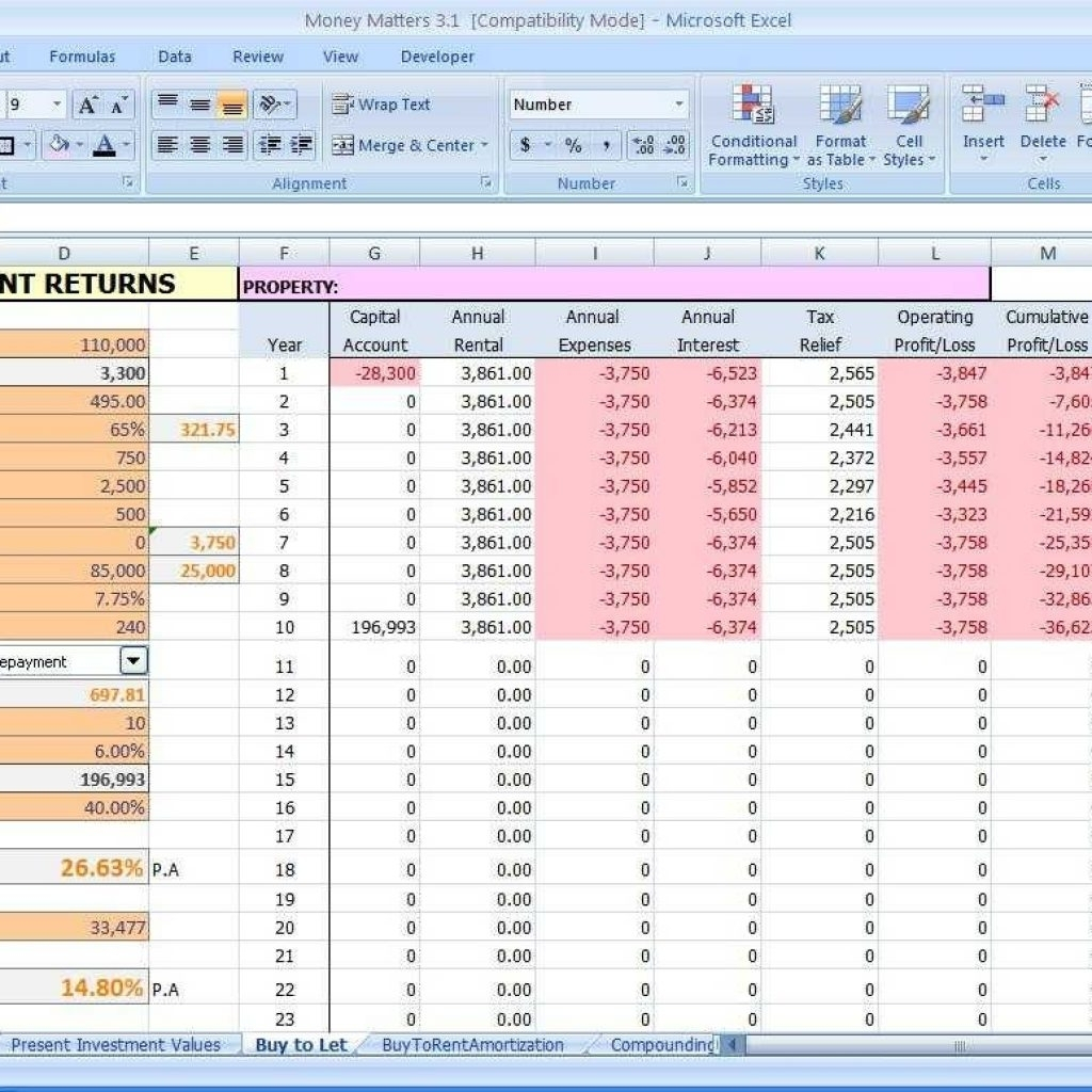 Excel: Improve Your Personal Finances With Excel Expenses Template Intended For Excel Expenses Template Uk