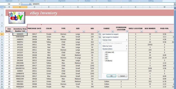 Excel Inventory Management Template – Excels Download Throughout Inventory Control Software In Excel Free Download