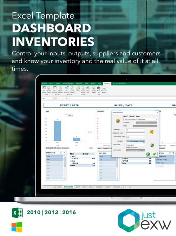 Excel Inventory Template | Free Excel Spreadsheets Inside Ms Excel Inventory Management Template