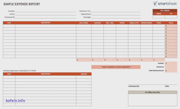 Excel Monthly Expense Report Microsoft Template Sheet Daily Budget Throughout Microsoft Expense Report Template