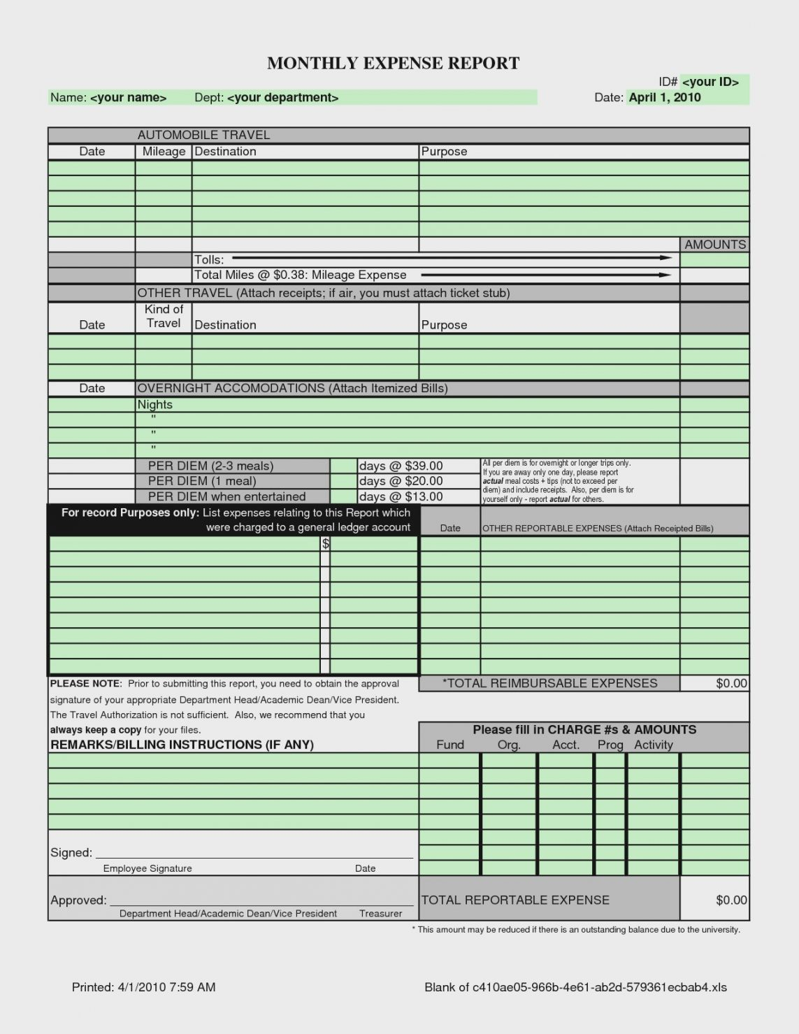 Excel Monthly Expense Report Template Unique Yearly Eczalinf Of With Yearly Business Expenses Template