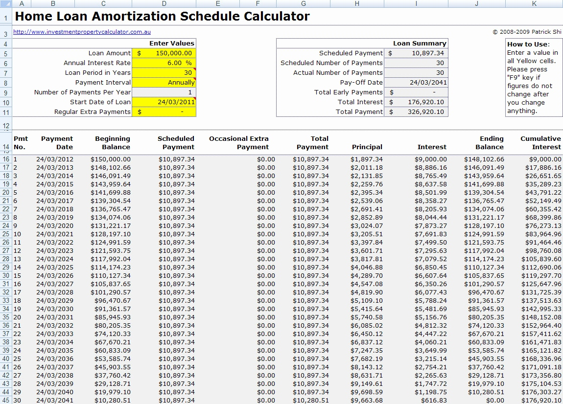 Excel Mortgage Calculator With Taxes And Insurance Awesome Mortgage For Home Loan Spreadsheet