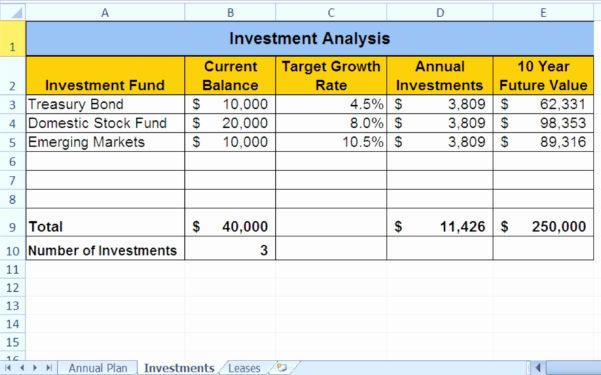 Excel Real Estate Investment Templates Elegant Investment Property In Real Estate Investment Spreadsheet