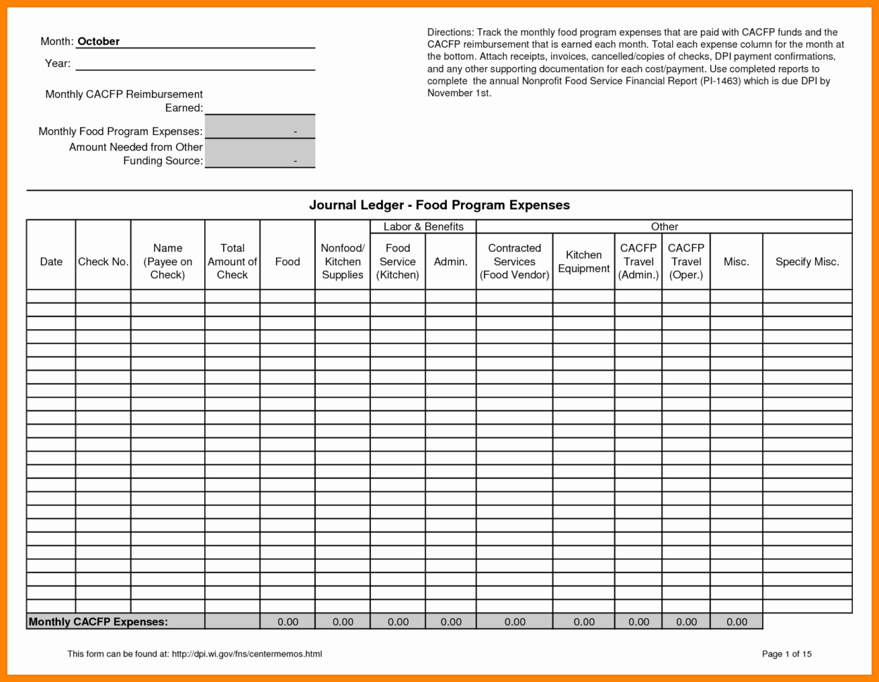 Excel Spreadsheet For Accounting Of Small Business Inspirational 6 To Small Business Ledger Template