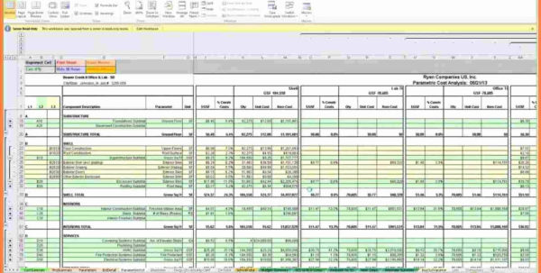 Excel Spreadsheet For Construction Estimating As Debt Snowball With Construction Estimating Excel Spreadsheet