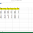 Excel Spreadsheet For Payroll | Job And Resume Template To Excel Spreadsheet For Payroll