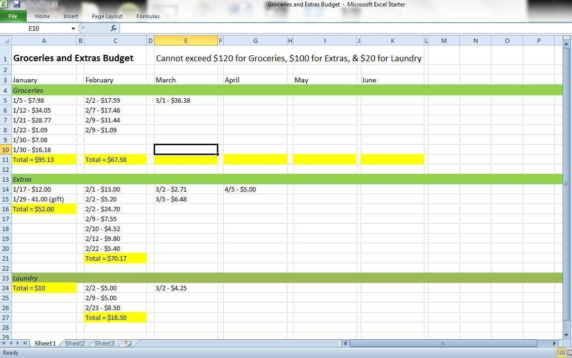 Excel Spreadsheet For Tracking Income And Expenses And Track Income Intended For Track Income And Expenses Spreadsheet