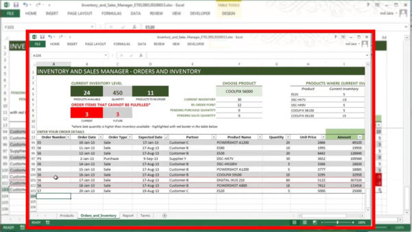 Excel Spreadsheet For Warehouse Inventory Free Example | Papillon To Inventory Management System In Excel Free Download