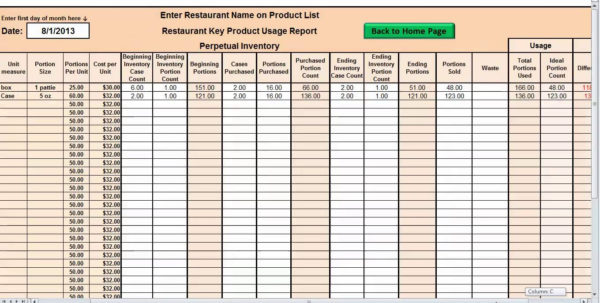 Excel Spreadsheet Inventory Management Spreadsheet App For Android In Inventory Excel Sheet Free Download