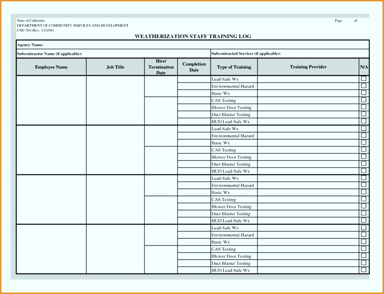 Excel Spreadsheet To Track Employee Training. Excel Spreadsheet To To Spreadsheet Training