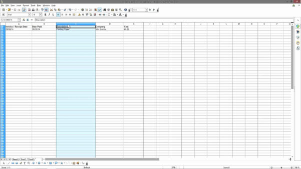 Excel Template For Small Business Bookkeeping Spreadsheet Examples With Spreadsheets For Small Business Bookkeeping