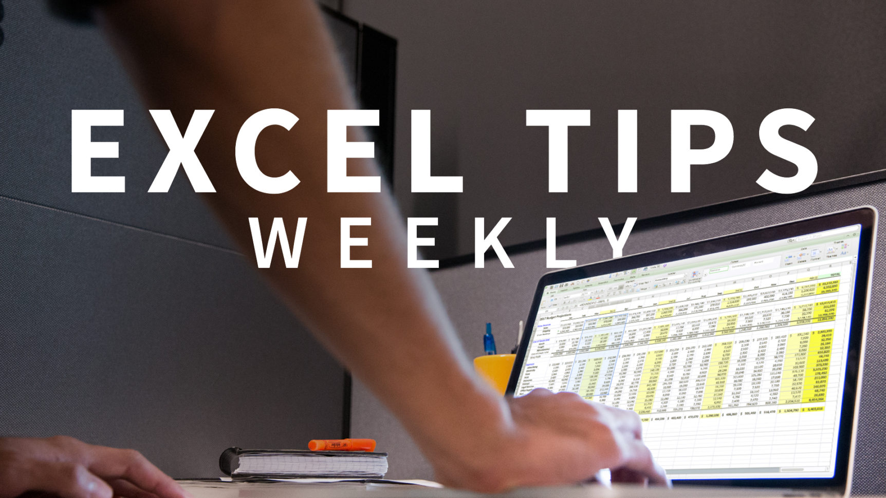 Excel Tips Weekly Inside Excel Spreadsheet Course