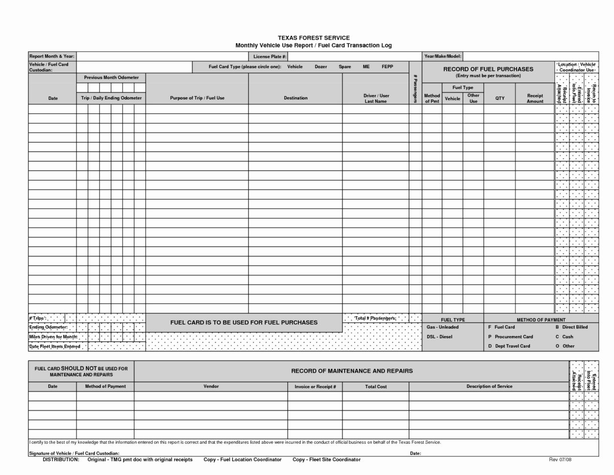 Excel Vehicle Maintenance Log Beautiful Dot Log Sheet Template With Truck Maintenance Spreadsheet