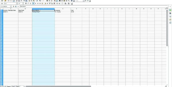 Expense Business Spreadsheet For Taxes Fresh Expenses Small Tracking With Free Business Expense Spreadsheet Free Business Expense Spreadsheet Spreadsheet Software