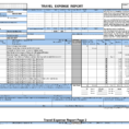 Expense Reports Templates   Tagua Spreadsheet Sample Collection Intended For Generic Expense Report