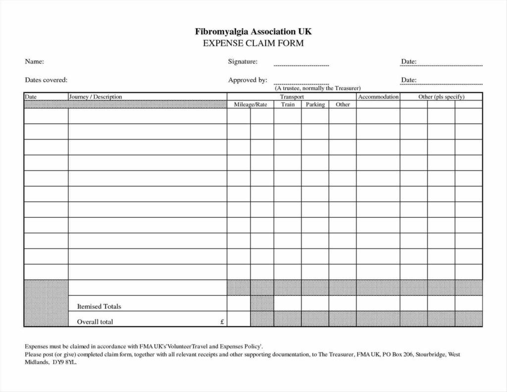 Expense Reports Templates   Tagua Spreadsheet Sample Collection To Excel Expense Reports