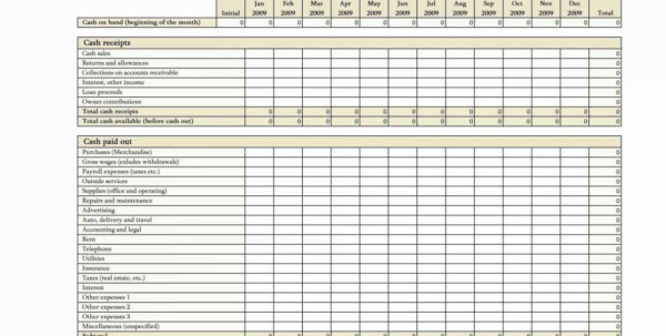 Expense Tracking Sheet | Worksheet & Spreadsheet For Small Business Sales Tracking Spreadsheet
