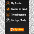 Family | Mycookie Apps Intended For Girl Scout Cookie Sales Tracking Spreadsheet
