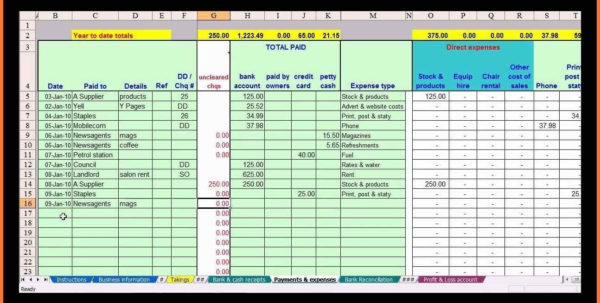 Farm Bookkeeping Spreadsheet | Sow Template In Bookkeeping Within Excel Spreadsheet For Farm Accounting Excel Spreadsheet For Farm Accounting Spreadsheet Templates for Business