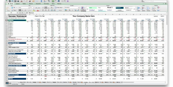 Financial Planning Spreadsheet For Startups On Spreadsheet For Mac With Financial Planning Spreadsheet Free