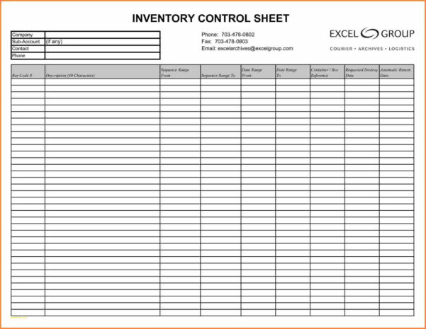 Food Cost Inventory Spreadsheet   Awal Mula In Beverage Inventory Spreadsheet