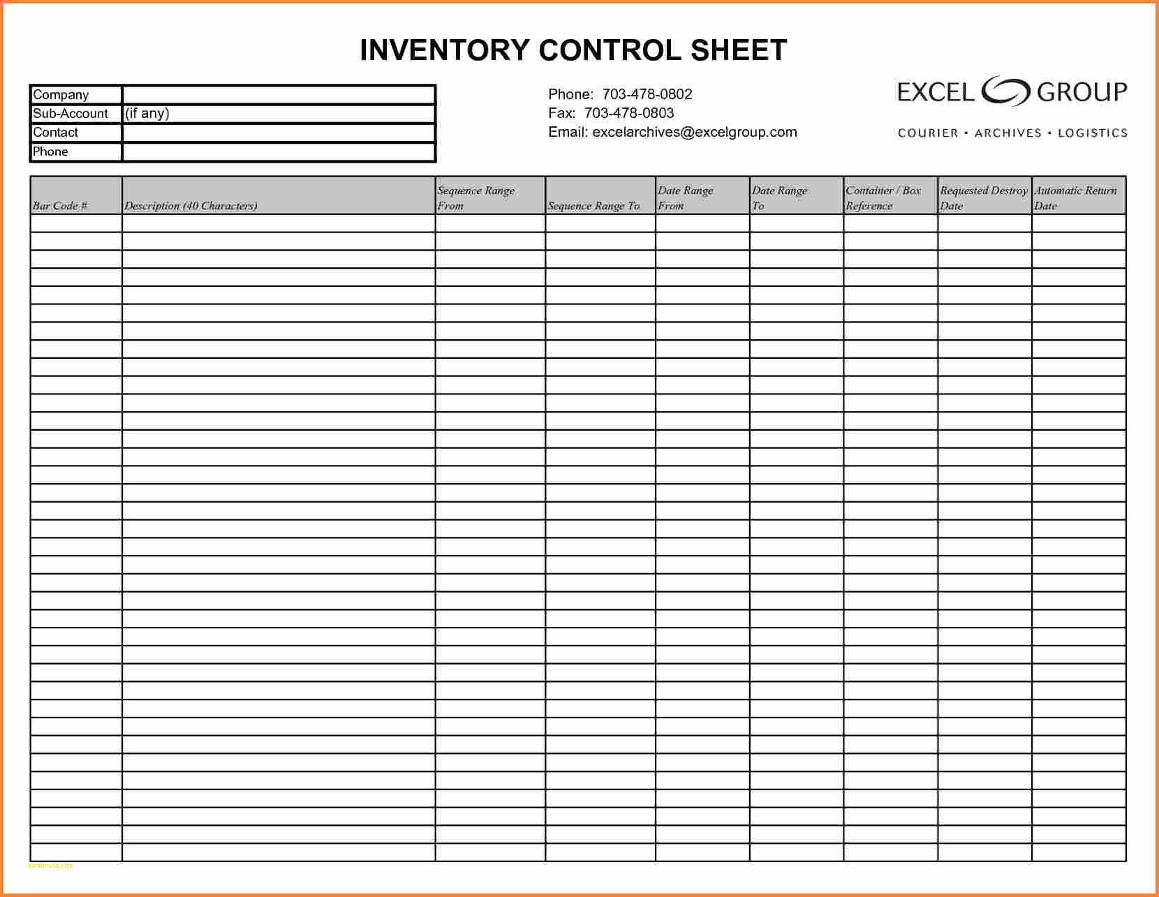 Food Cost Inventory Spreadsheet   Awal Mula With Restaurant Inventory Spreadsheet Download