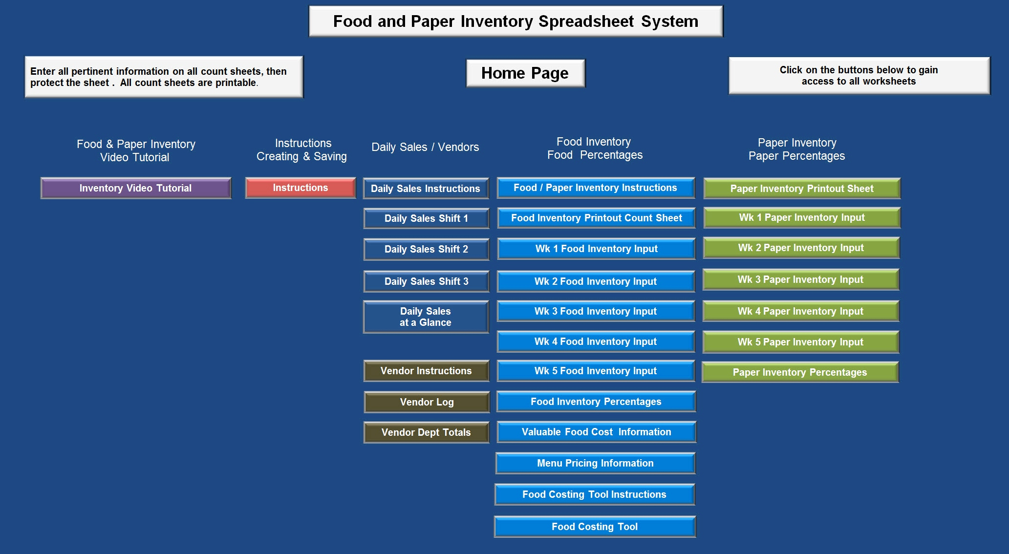 Food Cost Spread Sheet Lovely Food Cost Inventory Spreadsheet in Food Cost Inventory Spreadsheet