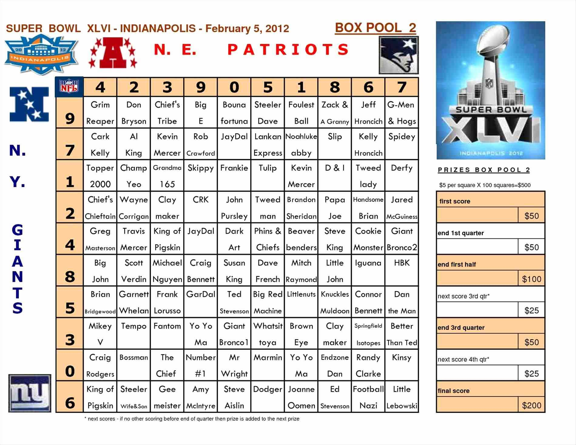 Football Pick Em Excel Spreadsheet Also Weekly Football Pool Excel And Weekly Football Pool Spreadsheet