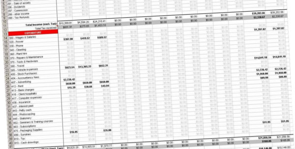 Free Accounting Spreadsheet Templates For Small Business O9Ch Free For Free Accounting Spreadsheet