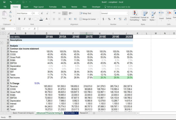 Free Excel Crash Course Spreadsheet Formulas Training – Radarshield In Excel Spreadsheet Courses