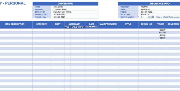 Free Excel Inventory Templates And Inventory Management Excel For Spreadsheet For Inventory