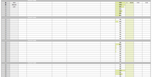 Free Excel Project Management Tracking Templates Task – Radarshield And Project Management Tracker Free