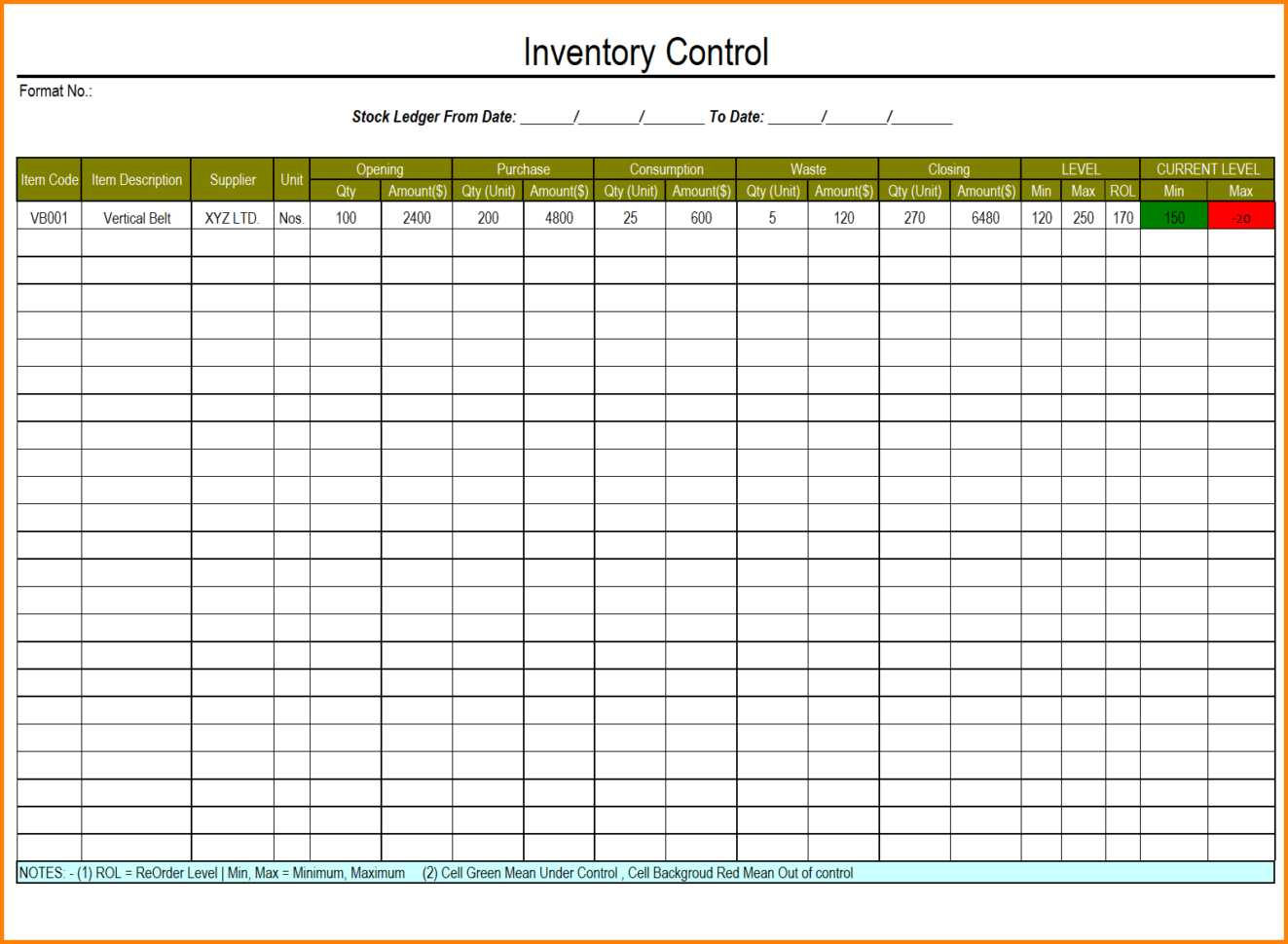 Free Excel Spreadsheet For Inventory Control | Sosfuer Spreadsheet To Free Excel Inventory Tracking Spreadsheet