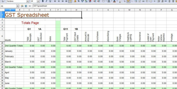 Free Excel Spreadsheet Templates For Small Business   Durun Within Small Business Spreadsheet Templates Free