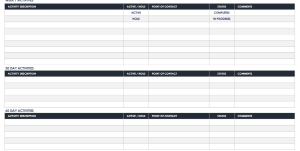 Free Human Resources Templates In Excel For Recruiting Tracking Spreadsheet