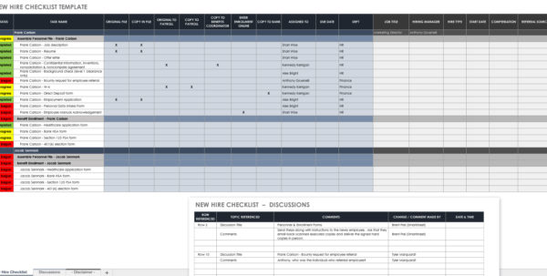 Free Human Resources Templates In Excel Within Tracking Employee Time Off Excel Template