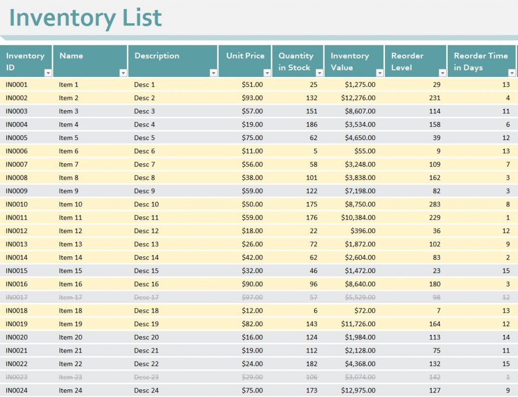 Free Inventory Tracking Spreadsheet Template Maggi Locustdesign Co For Free Inventory Tracking Spreadsheet