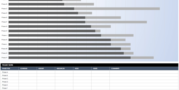 Free Marketing Plan Templates For Excel | Smartsheet With Marketing Tracking Spreadsheet