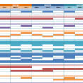 Free Marketing Timeline Tips And Templates   Smartsheet Throughout Project Timeline Excel Spreadsheet