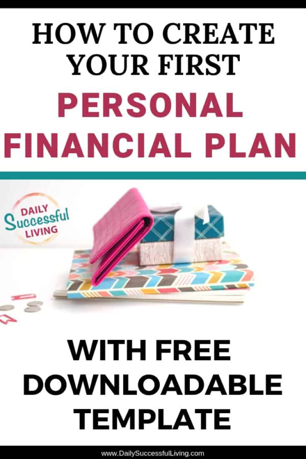 Free Personal Financial Plan Template To Financial Plan Template Free