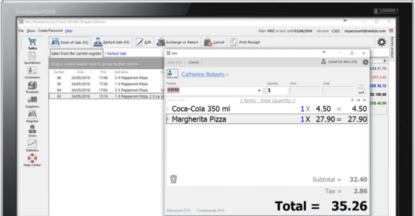 Free Pos Software For Your Supermarket » Nextar Pos Throughout Inventory Control Software In Excel Free Download