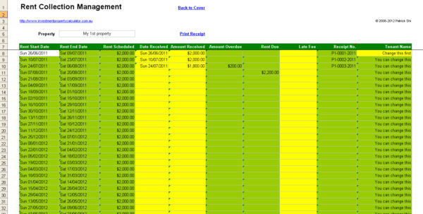 Free Rental Property Investment Analysis Spreadsheet | Papillon Northwan To Investment Property Analysis Spreadsheet