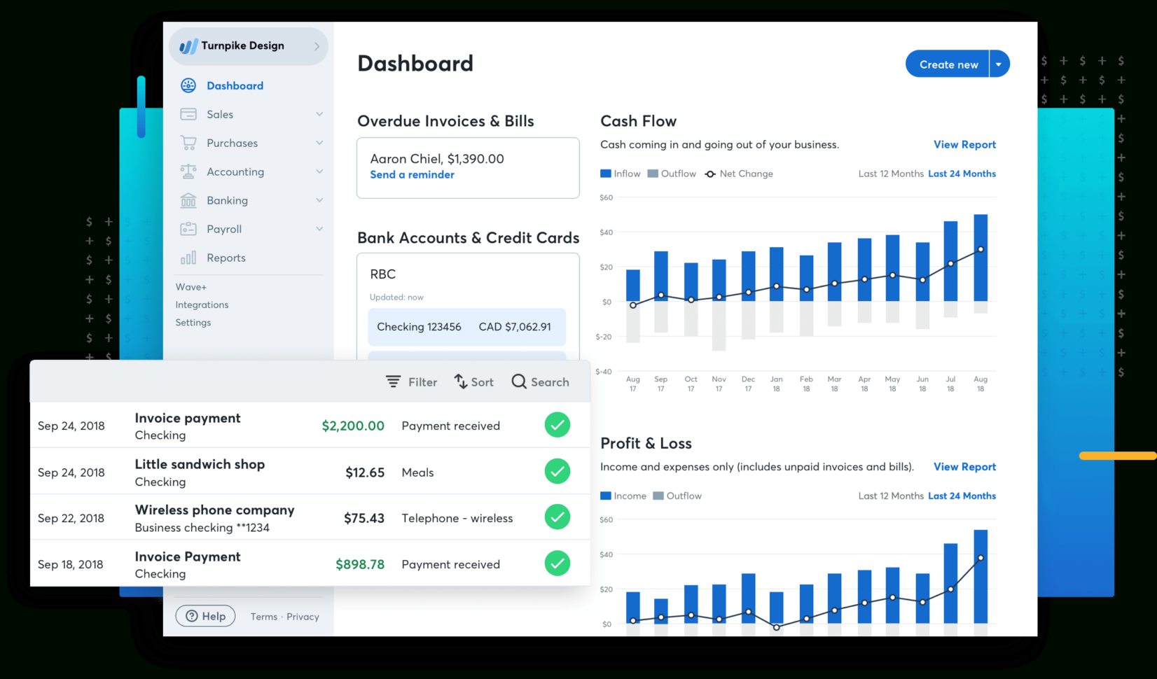 Free Small Business Accounting Software—Wave And Free Accounting Software For Small Business Free Download Full Version