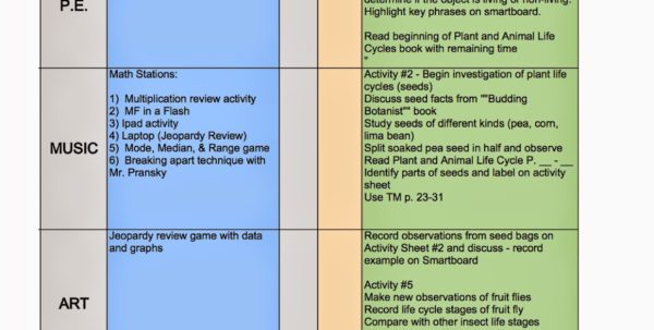 Free Spreadsheet Lesson Plans For High School Download   Laobing Kaisuo With Spreadsheet Lesson Plans For High School