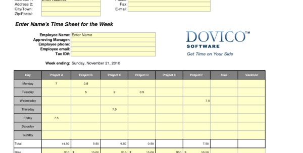 Free Timesheet Excel Cityesporaco With Payroll Timesheet Template In Payroll Timesheet Template