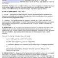Free Website Design Non Disclosure Agreement (Nda) | Pdf | Word (.docx) To Business Contract Software