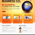 Free Website Template   Business Company To Company Templates