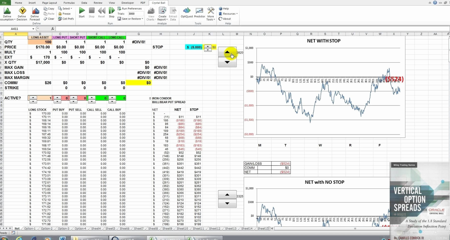 how to make supply demand chart in excel