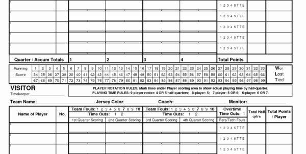 Golf Stat Tracker Spreadsheet Fresh Basketball Player Rotation With Golf Stat Tracker Spreadsheet