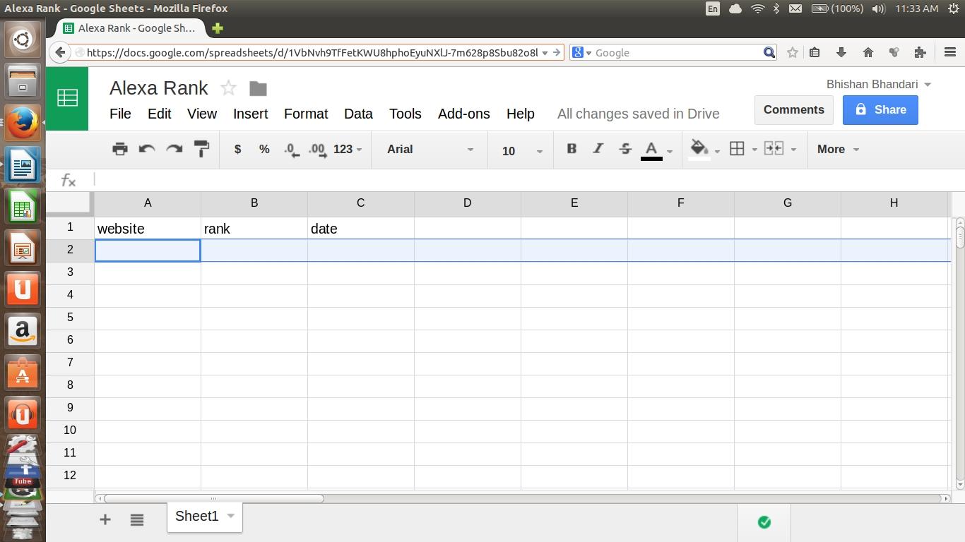 Google Docs Viewer Developer | Natural Buff Dog Within Google To Google Spreadsheet Developer
